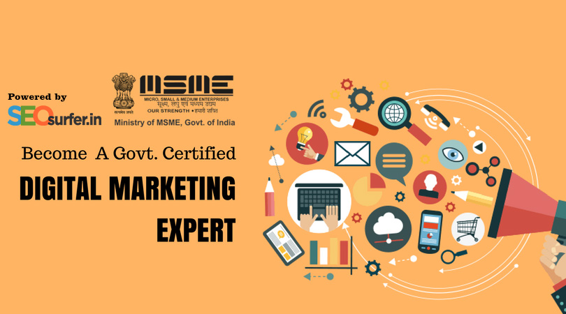 Digital Marketing Govt Certification Training