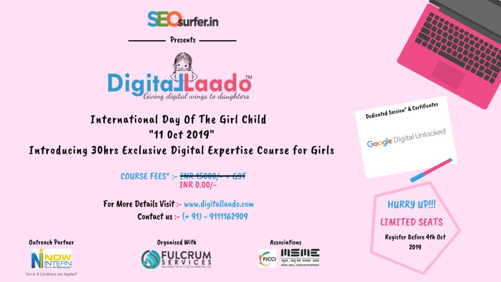 Digital Laado - SEOsurfer Digital Marketing Training