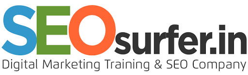 SEOsurfer Digital Marketing Training Logo
