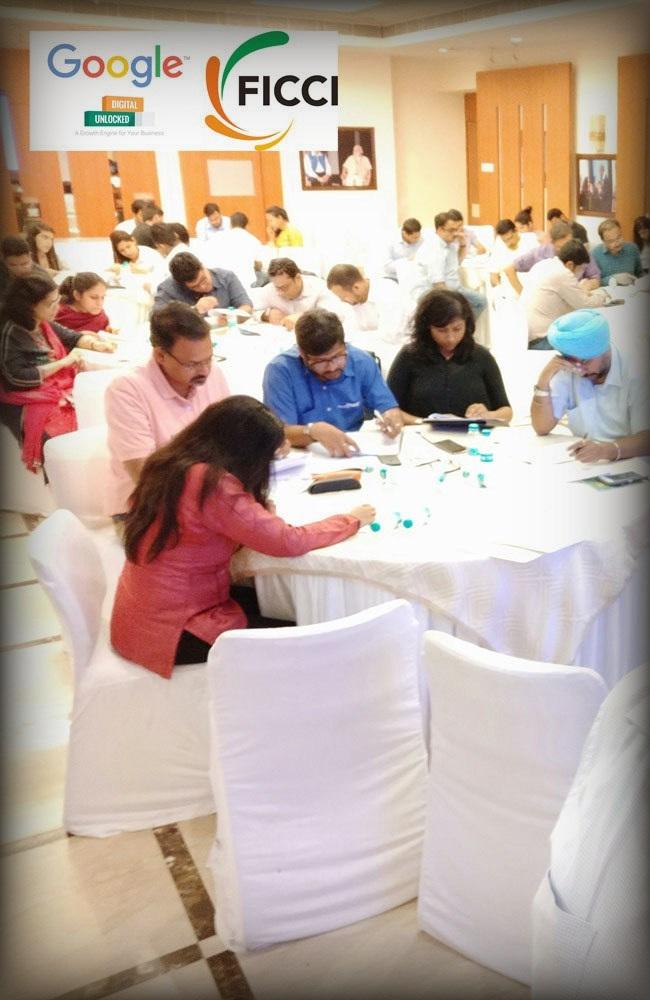 FICCI-Google-DigitalUnlocked-Workshop-2019