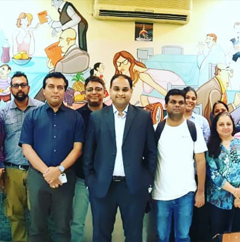 Digital Marketing Training Session at FICCI Mumbai