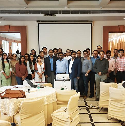 Digital Marketing Training Session at FICCI Delhi